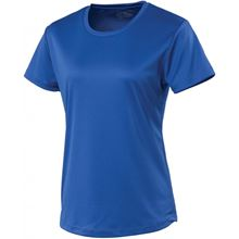 Picture of All We Do is Girlie Cool T Royal Blue