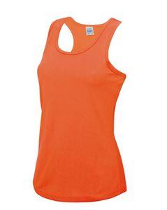 Afbeelding van All We Do Girlie Cool-Vest Electric Orange