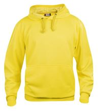Picture of Clique Basic Hoody Lemon
