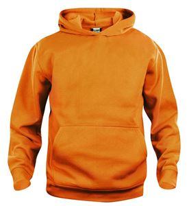 Afbeelding van Clique Basic Hoody Signaal Oranje