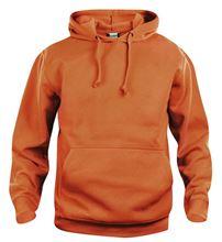 Picture of Clique Basic Hoody Diep Oranje