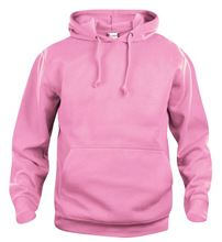 Picture of Clique Basic Hoody Helder Roze