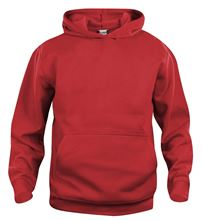 Picture of Clique Basic Hoody Rood