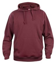 Picture of Clique Basic Hoody Bordeaux