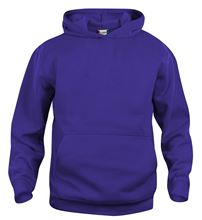 Picture of Clique Basic Hoody Helder Lila