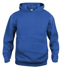 Picture of Clique Basic Hoody Kobalt
