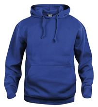 Picture of Clique Basic Hoody Blauw