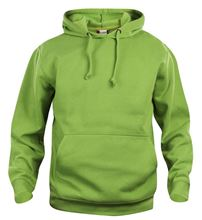 Picture of Clique Basic Hoody Lichtgroen
