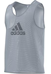 Afbeelding van Adidas Trainings Hesjes Silver