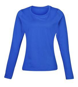 Afbeelding van Women's Rhino base layer long sleeve Royal Blue