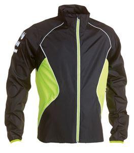 Afbeelding van Wowow Dark Jacket 2.0 Heren Hardloopjack Grijs XL