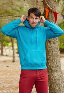 Afbeelding van Fruit of the Loom Classic Hooded Sweat