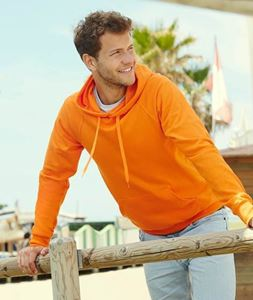 Afbeelding van Fruit of the Loom Lightweight Hooded Sweatshirt
