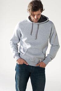 Afbeelding van Sweater met Capuchon Kariban