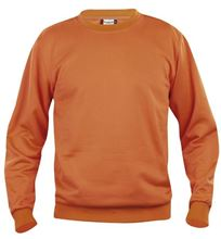 Picture of Clique Basic Roundneck Sweater Dieporanje