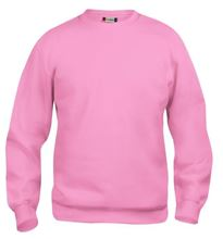 Picture of Clique Basic Roundneck Sweater Helder Roze