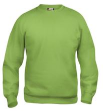 Picture of Clique Basic Roundneck Sweater Lichtgroen