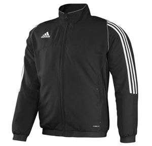 Afbeelding van Adidas T12 Team Jacket Mens Zwart L