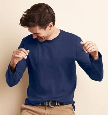 Picture of Gildan Softstyle long sleeve t-shirt