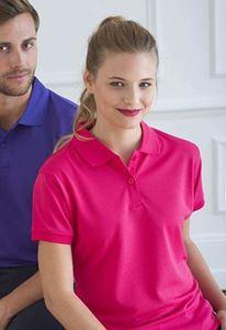 Afbeelding van Henbury Coolplus dames Sport Poloshirt