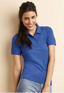 DryBlend® Ladies Double Piqué Polo