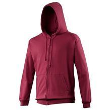 Picture of Just Hoods Zoodie Burgundy