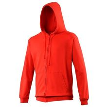 Picture of Just Hoods Zoodie Fire Red