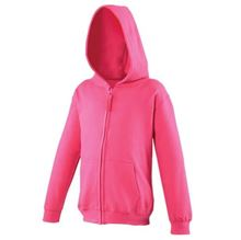 Picture of Just Hoods Zoodie Hot Pink