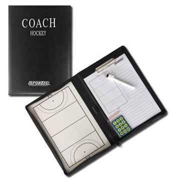 Picture of Magnetisch coachbord in omslagmap Hockey