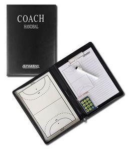 Afbeelding van Magnetisch coachbord in omslagmap Handbal