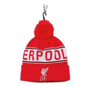 Afbeelding van Liverpool beanie met ingebreide Liverpool tekst