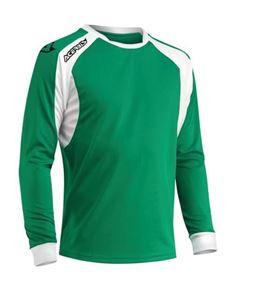 Afbeelding van Team Shirt Atlantis lange mouw Groen