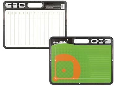 Picture of Sportwrite Coachbord Honkbal Pro