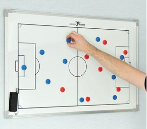 Afbeelding van Precision Training Voetbal Coachbord Medium