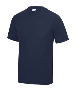 Picture of Kids Cool T Oxford Navy