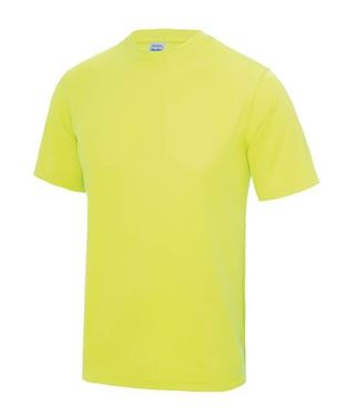 Picture of Kids Cool T Electric Yellow