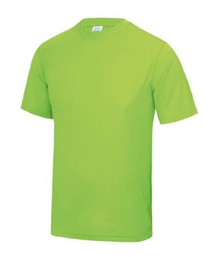 Picture of Kids Cool T Electric Green
