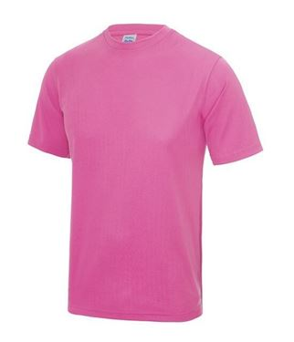 Picture of Kids Cool T Electric Pink