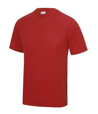 Picture of Kids Cool T Fire Red