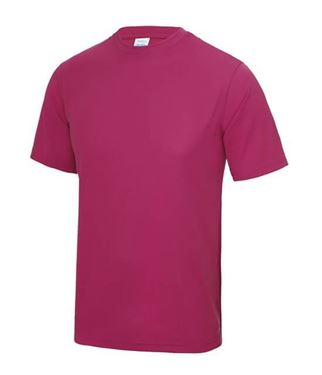 Picture of Kids Cool T Hot Pink