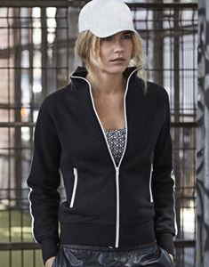 Tee Jays Ladies Sport Sweat Jacket