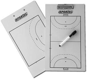 Afbeelding van Sportec Coachbord Light Handbal