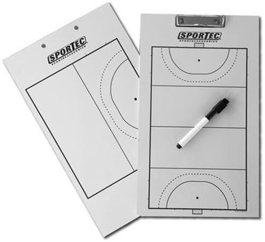 Picture of Sportec Coachbord Light Hockey
