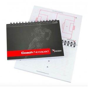 Afbeelding van Precision Training Notitieboek A6 Voetbal