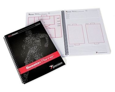 Picture of Precision Training Trainingsplanner A4 Voetbal