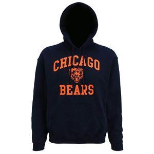 Afbeelding van Hoodie met groot Chicago Bears logo