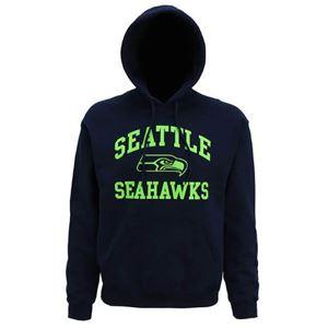 Afbeelding van Hoodie met groot Seattle Seahawks