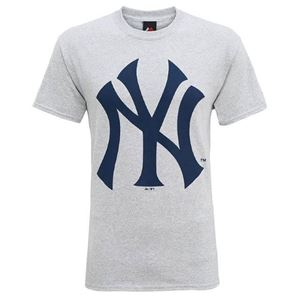 Grijs New York Yankees T-Shirt