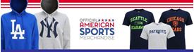 Afbeelding voor categorie American Sports Merchandise
