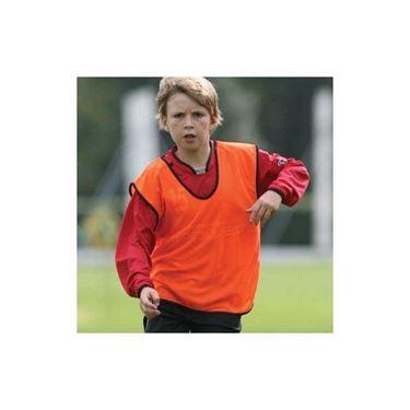 Oranje trainingshesjes